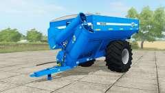 Kinze 850 vivid cerulean para Farming Simulator 2017