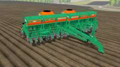 Stara Princesa DPS 18 para Farming Simulator 2017