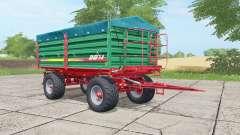 Metaltech DB 14 munsell green para Farming Simulator 2017