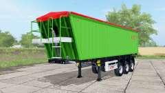 Fliegl DHKA vivid malachite para Farming Simulator 2017