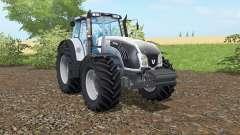 Valtra T163 columbia blue para Farming Simulator 2017