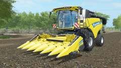 New Holland CR6.90 ripe lemon para Farming Simulator 2017