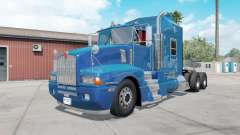 Kenworth T600A para American Truck Simulator