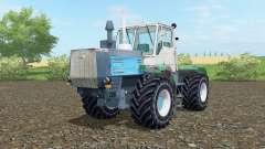 T-150K insaturados, de color azul oscuro para Farming Simulator 2017