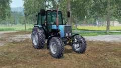 MTZ-Belarús 1025 color azul para Farming Simulator 2015