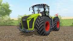 Claas Xerion 5000 Trac VC full edition para Farming Simulator 2017