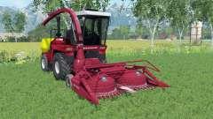 Palesse 2U250A con los segadores para Farming Simulator 2015