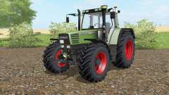 Fendt Favorit 515C Turbomatik para Farming Simulator 2017