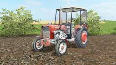 Ursus C-330 sea pink para Farming Simulator 2017