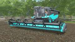 Torum 760 color turquesa para Farming Simulator 2017