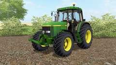 John Deere 6810 north texas green para Farming Simulator 2017