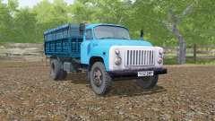 GAS-SAZ-3507 color azul para Farming Simulator 2017