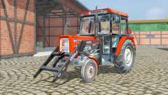 Ursus C-360 orioles orange para Farming Simulator 2013