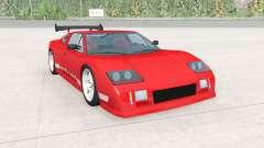 Civetta Bolide Evolution v0.690 para BeamNG Drive