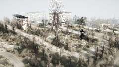 El área de devastación 2 para MudRunner