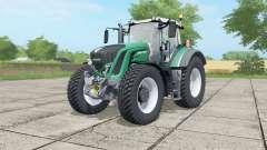 Fendt 927-939 Vario MoreRealistic para Farming Simulator 2017