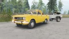 Moscovita-2315 color amarillo para Spin Tires