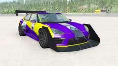 Hirochi SBR4 OMPW v0.4 para BeamNG Drive