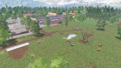 Sudenhagen v2.0.1 para Farming Simulator 2015
