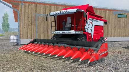 Massey Ferguson 7278 Cerea para Farming Simulator 2013