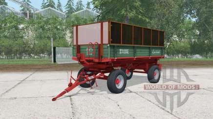 Krone Emsland killarney para Farming Simulator 2015
