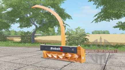 Biobeltz SB 300 para Farming Simulator 2017