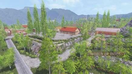 Burgenland para Farming Simulator 2015