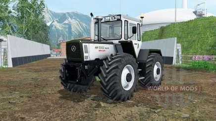 Mercedes-Benz Trac 900&1800 para Farming Simulator 2015