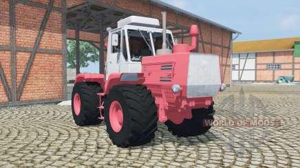 T-150K de luz de color rojo para Farming Simulator 2013