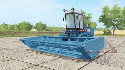 Fortschritt E 302 curious blue para Farming Simulator 2017