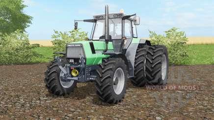 Deutz-Fahr AgroStar 6.61 wheels selection para Farming Simulator 2017