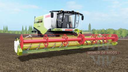 Claas Lexion 780 olivine para Farming Simulator 2017