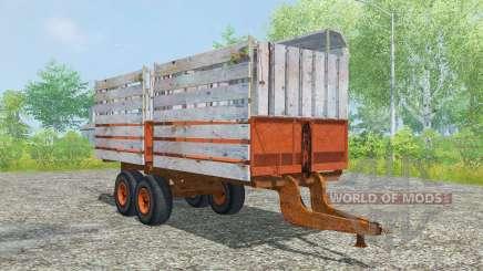 MMZ-771 ensilaje para Farming Simulator 2013