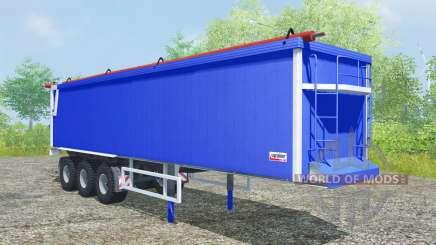 Kroger Agroliner SRB3-35 ultramarine blue para Farming Simulator 2013