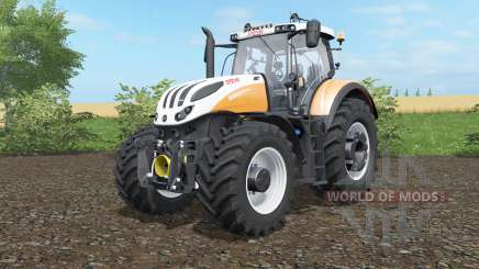 Steyr Terrus 6270&6300 CVT para Farming Simulator 2017