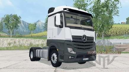 Mercedes-Benz Actros LS (MP4) para Farming Simulator 2015