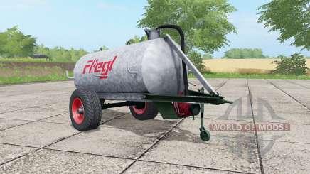 Fliegl VFW 5000 para Farming Simulator 2017