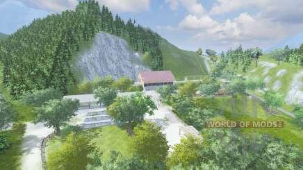The Alps v1.5 para Farming Simulator 2013