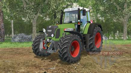 Fendt 818 Vario TMS may green para Farming Simulator 2015