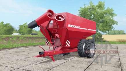 Horsch Titan 34 UW narrow twin wheels para Farming Simulator 2017