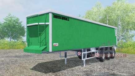 Kroger Agroliner SRB3-35 pigment green para Farming Simulator 2013