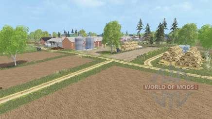 Polska Krajna para Farming Simulator 2015