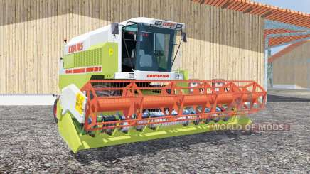 Claas Mega 218 android green para Farming Simulator 2013