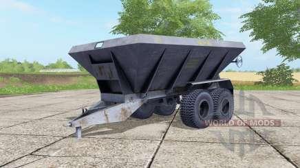 HLM-8B gris-color azul para Farming Simulator 2017