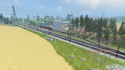 Landwehrkanal para Farming Simulator 2013