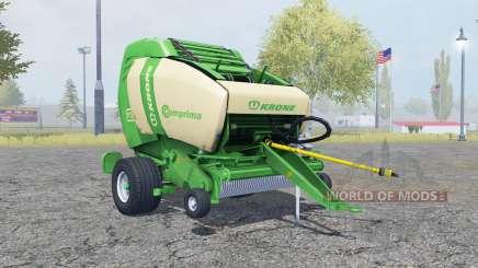 Krone Comprima V150 XC para Farming Simulator 2013
