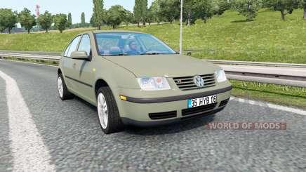 Volkswagen Bora 1999 para Euro Truck Simulator 2