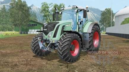 Fendt 939 Vario eton bluᶒ para Farming Simulator 2015