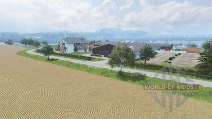 Talmap v1.1 para Farming Simulator 2013