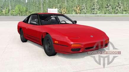 Nissan 240SX SE fastback (S13) 1992 para BeamNG Drive